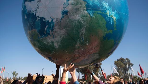 Se da cerrojazo a la Cumbre del Clima celebrada desde el 7 de noviembre en Marrakech