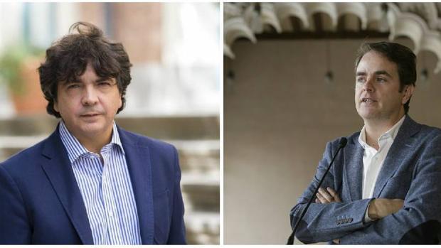 Mario Garcés Sanagustín y Roberto Bermúdez de Castro, los dos aragoneses del Gobierno de Luisa Fernanda Rudi a los que «fichan» ministros de Rajoy