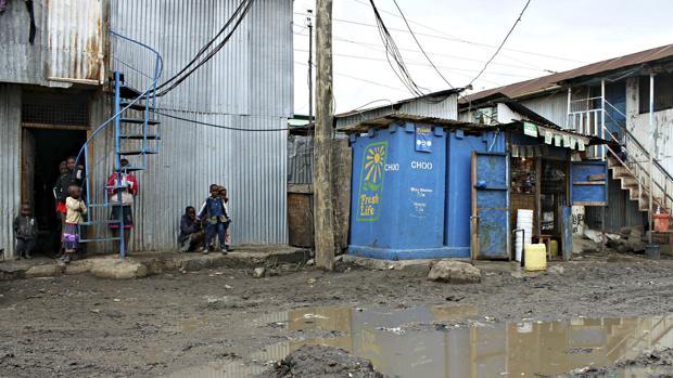 Imagen de las condiciones de saneamiento