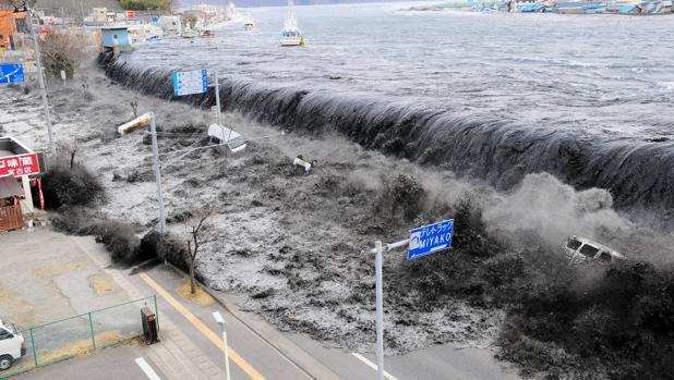 El tsunami de marzo de 2011 mató a 16.000 personas en Japón