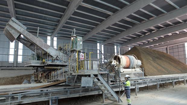 Las estructuras de cemento son un absorbente sustancial de las emisiones de carbono