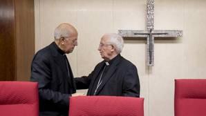 El cardenal Blázquez pide que «cedan los partidismos en favor del bien común»