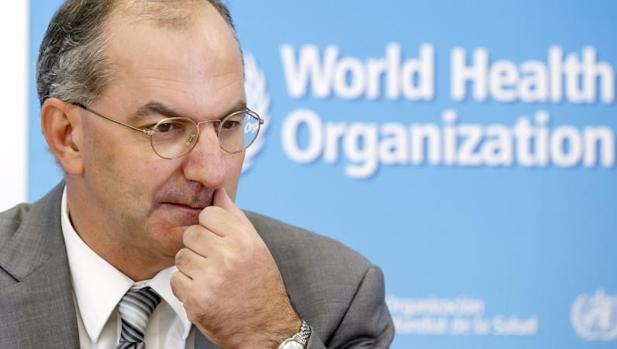 El director de emergencias de la Organización Mundial de la Salud (OMS), Peter Salama