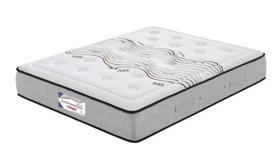 El Corte Inglés ofrece este colchón de la marca Flex por 526 euros, cuando antes costaba 1.053