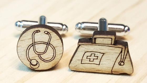 Gémelos de médico de b4living por 25 euros con gastos de envío gratis