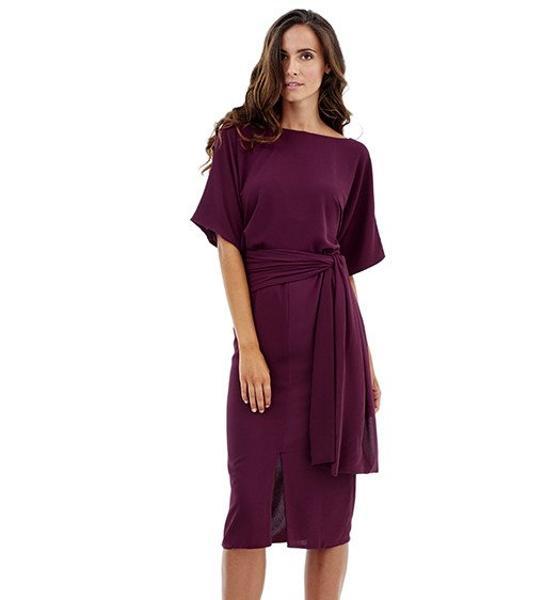 Vestido de biombo13 por 119,95, frente a los 149 euros de su precio habitual