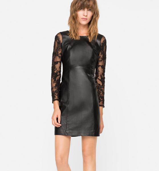 Vestido de Uterqüe por 200 euros, respecto a los 250 de su precio habitual