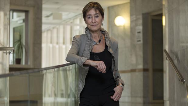 Victoria Ortega es la presidenta de la Abogacía Española y pide que las víctimas disponga de asesoramiento previo preceptivo de parte de un abogado o una abogada