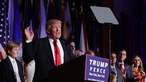 El populismo de Trump conquista la Casa Blanca
