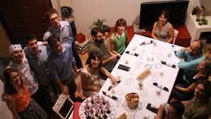 El restaurante en casa triunfa en Italia