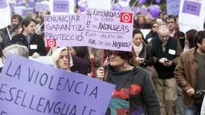 Un pacto de todos los grupos obliga al Gobierno a cambiar en seis meses la Ley de Violencia de Género