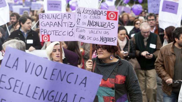 La necesidad de mejorar la Ley de Violencia de Género es una reivindicación constante del colectivo de afectadas