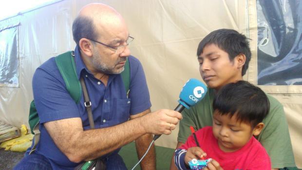 Ángel Expósito, premio Bravo de Radio de la Conferencia Episcopal Española