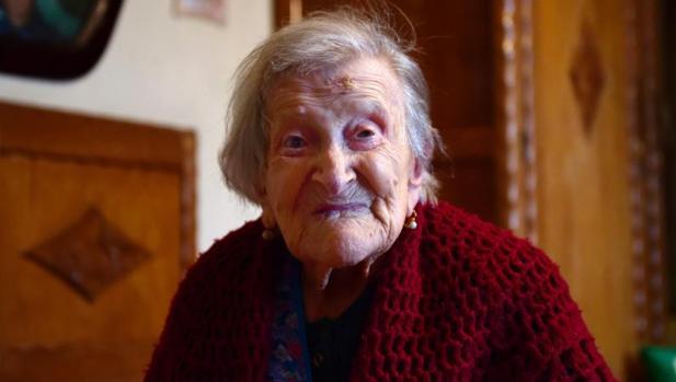 Emma Morano ha cumplido 117 años