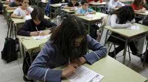 Informe PISA: Los alumnos españoles a la cola de la OCDE en «resolución de problemas»