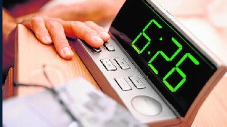 Los españoles dormimos de media 6,59 horas según esta encuesta