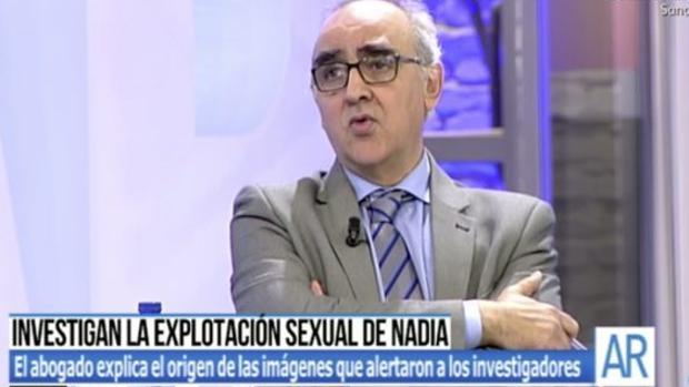 El abogado de los Blanco-Garau, en «El Programa de Ana Rosa»
