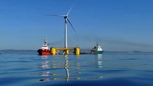 Portugal adelanta a España en la producción de energía eólica marina usando nuestra propia tecnología