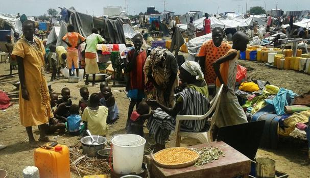 Sudán del Sur atraviesa una hambruna mortal hace años, denuncia la ONG World Vision