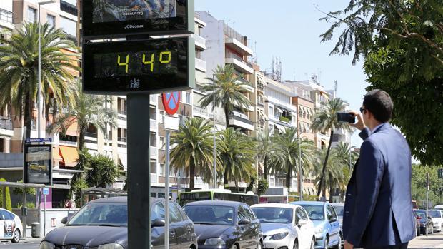 El calor dará un pequeño respiro a partir de este lunes