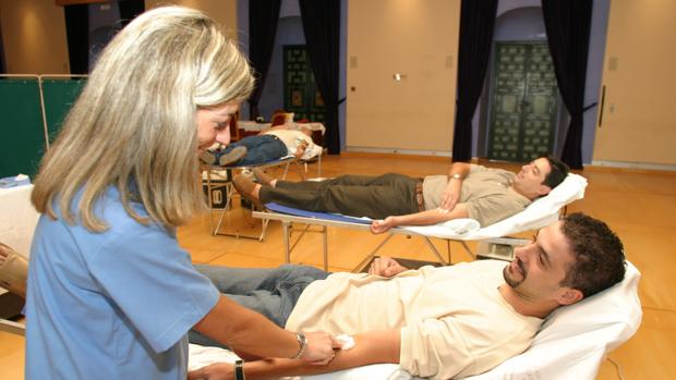 Centro de trasfusión sanguínea