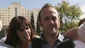 Francesco Arcuri, a su salida del juzgado esta mañana