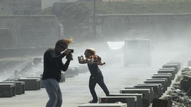 Media España sigue en alerta por la climatología