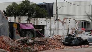 El simo, de magnitud 8,2, ha causado desperfectos en miles de casas, que han quedado completamente derruidas