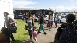 El huracán José no amenaza zonas habitadas