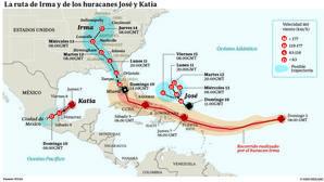 Irma convierte la costa oeste de Florida en un infierno
