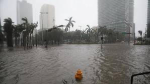 La ciudad de Miami tras el paso del huracán Irma