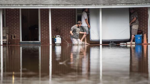 Las consecuencias de Irma están siendo devastadoras
