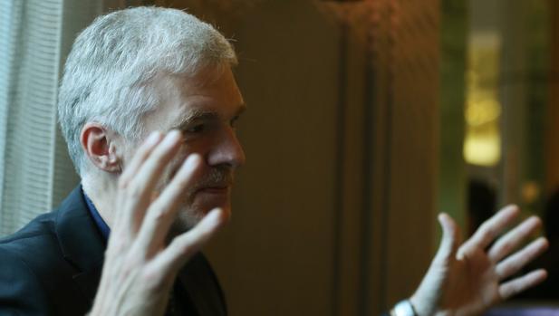 Andreas Schelicher, director de Educación y Habilidades de la OCDE y coordinador del Informe PISA