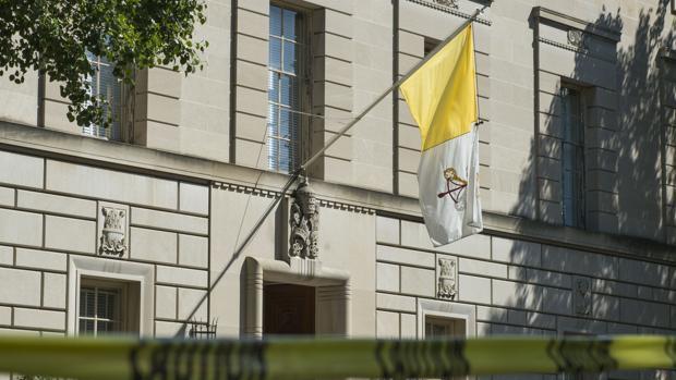 Embajada del Vaticano en Washington