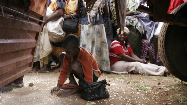 La mala alimentación afecta a casi nueve millones de personas en Kenia