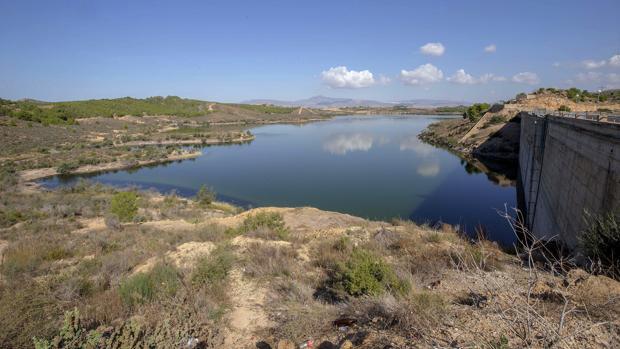 Las cuencas españolas están al 40% de su capacidad de media