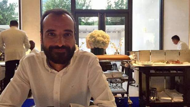 El español Jorge Gómez
