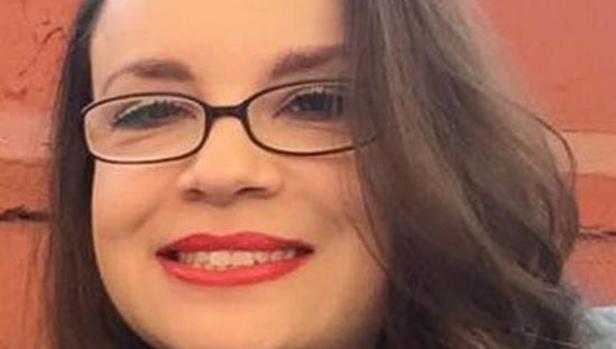 Lucía Zamora, superviviente del terremoto de México