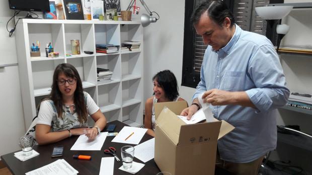 Recuento de las elecciones a la Junta Directiva celebradas este sábado en Madrid