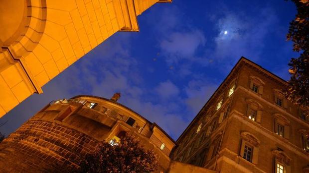 El Instituto para las Obras de Religión (IOR) dentro de los muros del Vaticano