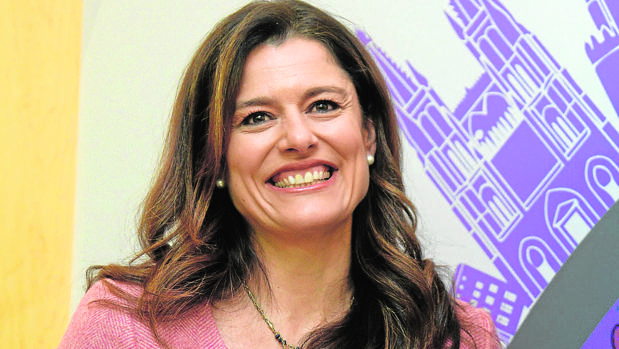 Miriam González, mujer del ex viceprimer ministro de Reino Unido, Nick Clegg