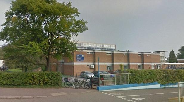 El colegio de Oxfordshire