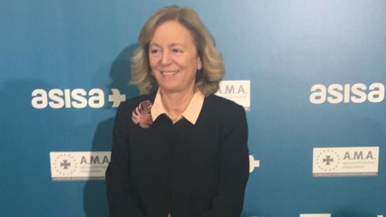 La presidenta editora de ABC, Catalina Luca de Tena