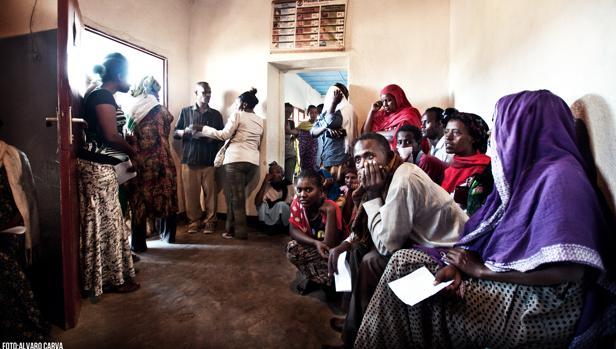 No sabemos si fue por vivir una experiencia. Pero empieza Denhiopía sexta edición