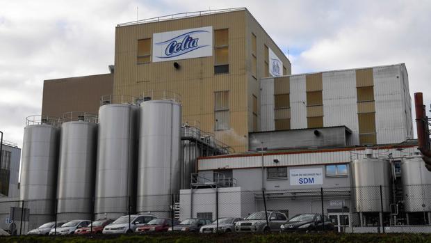 Factoría de Lactalis