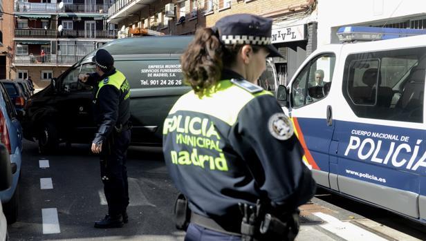 Mujer asesinada por una explosión provocada en Vicálvaro