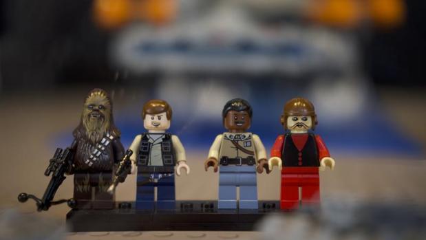 Los Lego de Star Wars están entre los juguetes más demandados estas Navidades