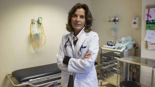 La oncóloga infantil, Blanca López-Ibor de HM Hospitales de Madrid