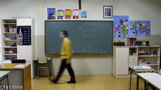 Hasta un noventa por ciento de los profesores asegura vivir situaciones de violencia en las aulas