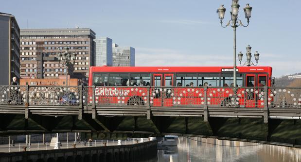 El autobús de Bilbao se refuerza